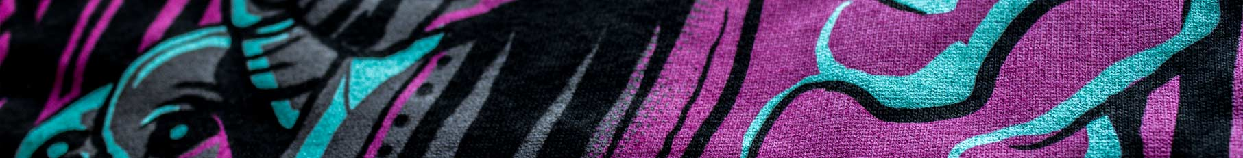 screen printing Spot Colour