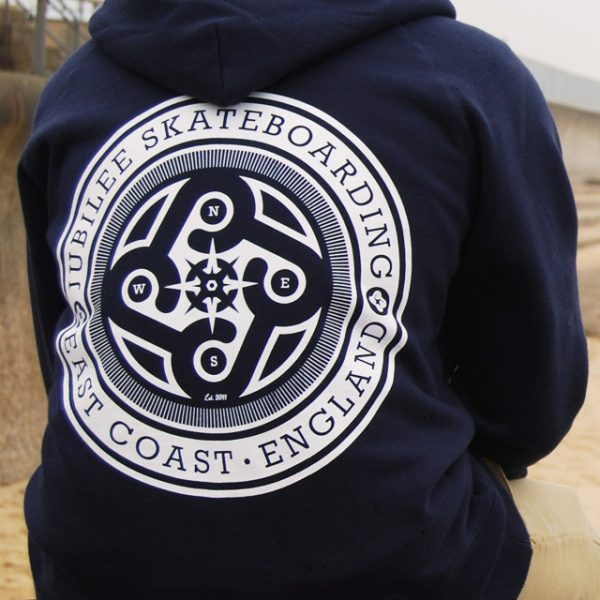 Jubilee Skateboards Printed Hoodies
