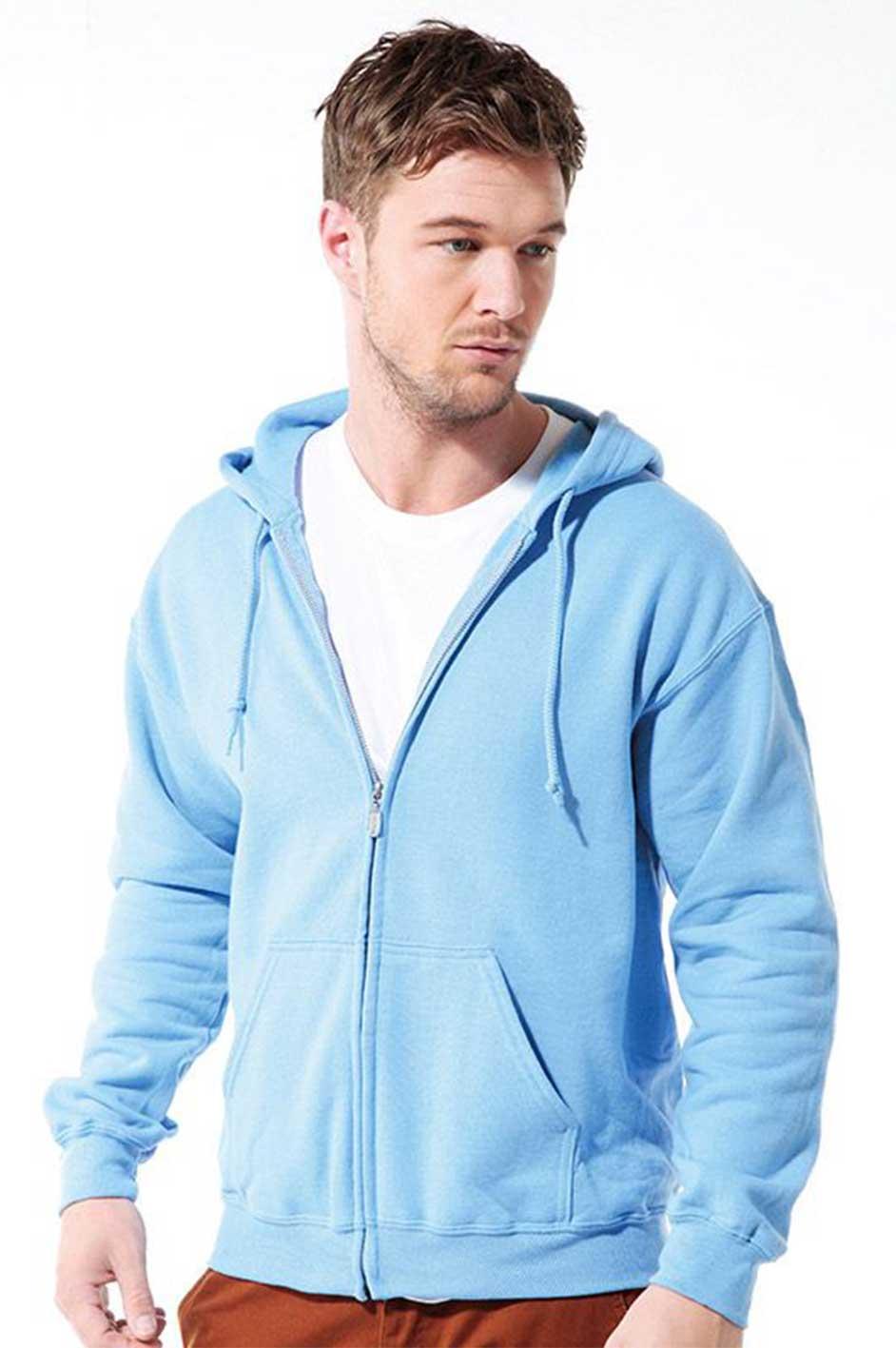 Gildan Heavy Blend Zipped Hoodies