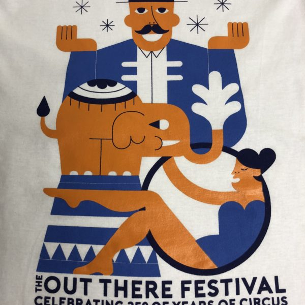 SeaChange Arts – The Out There Festival