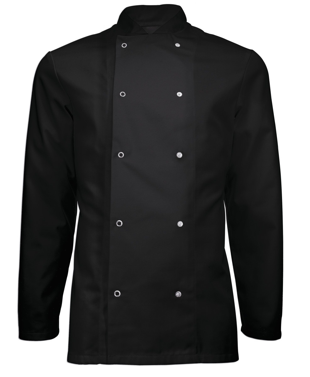 HO11 Unisex Long Sleeve Chef's Jacket