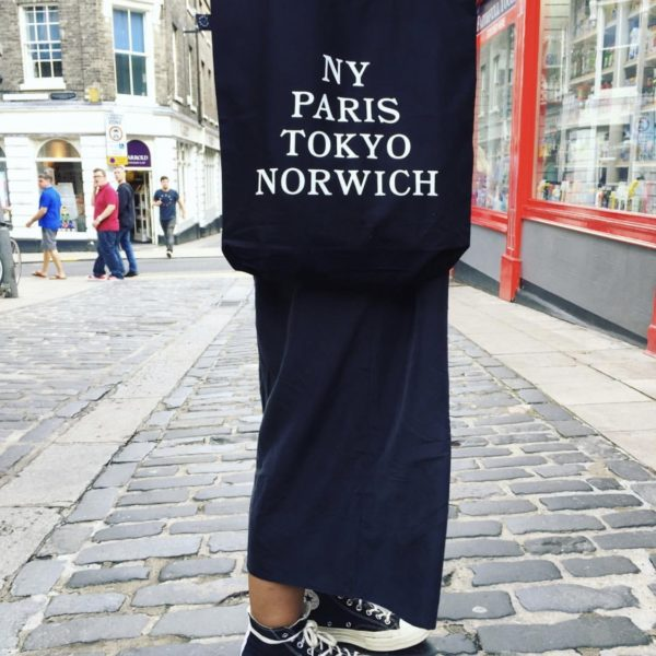 SHhhh Guide to Norwich Tote Bags